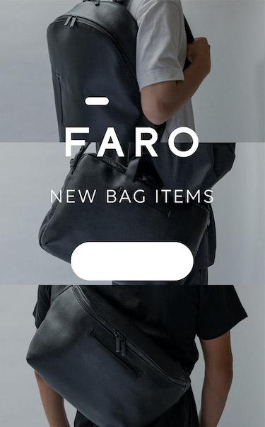 FARO New Bag Items