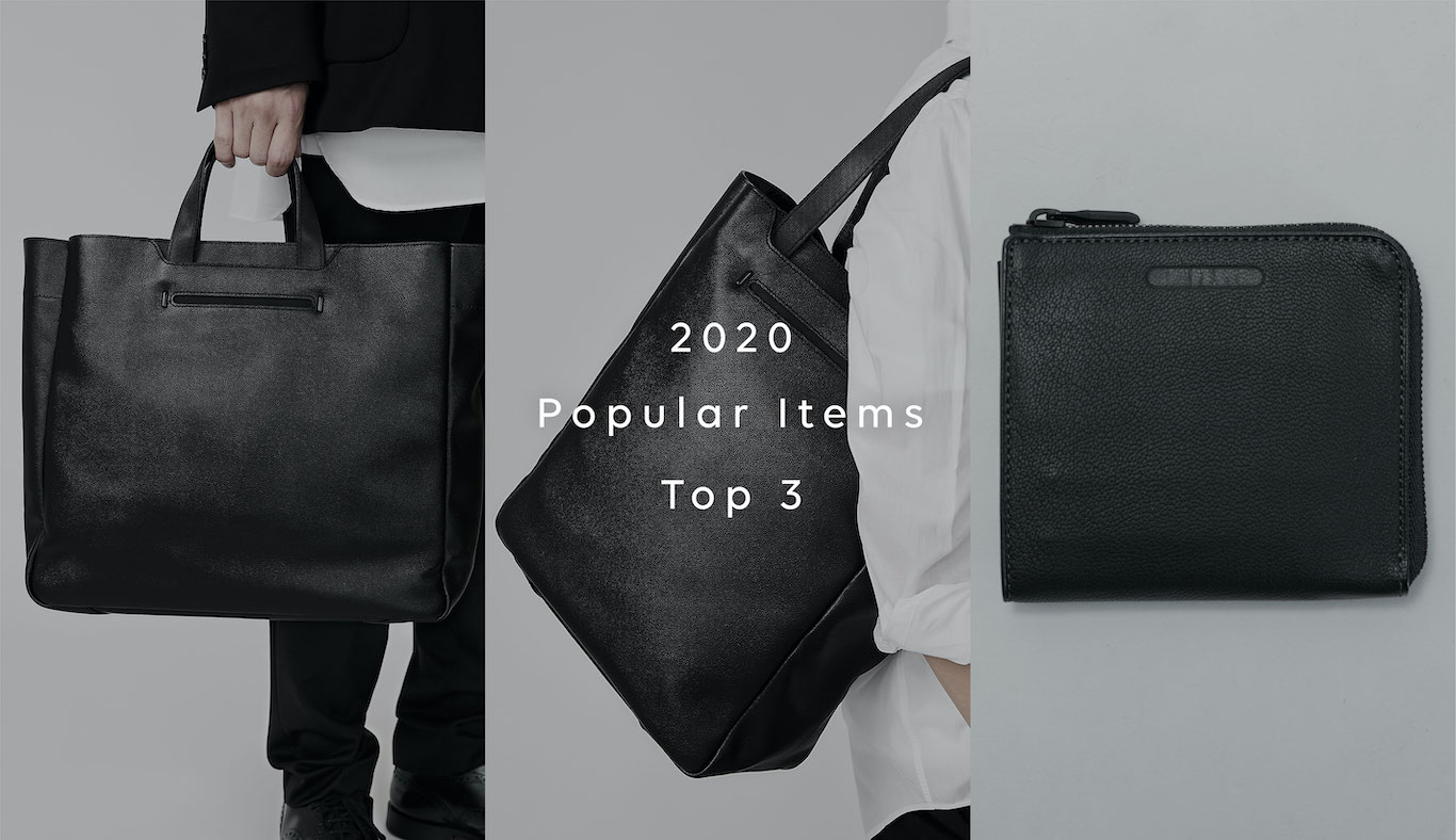 2020 Popular Items Top 3